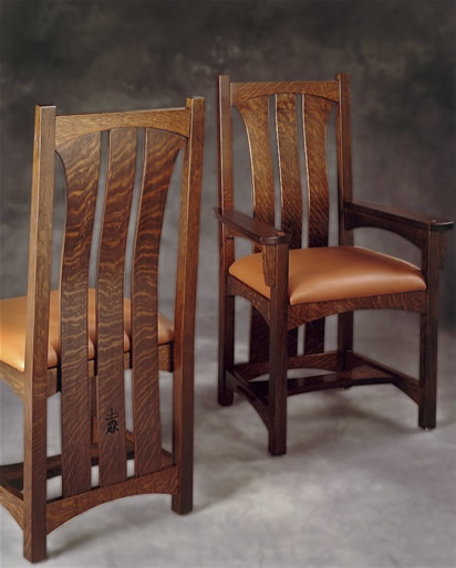 Ann Arbor Dining Chairs