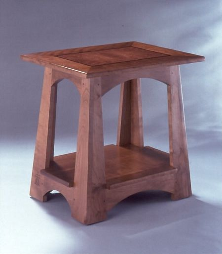 Bungalow End Table